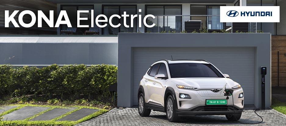 Hyundai KONA Electric Cars