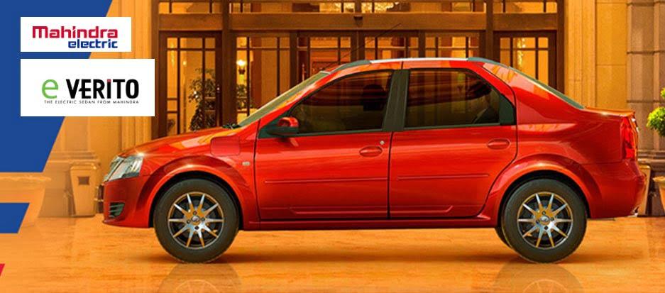 Mahindra E-Verito Electric Cars