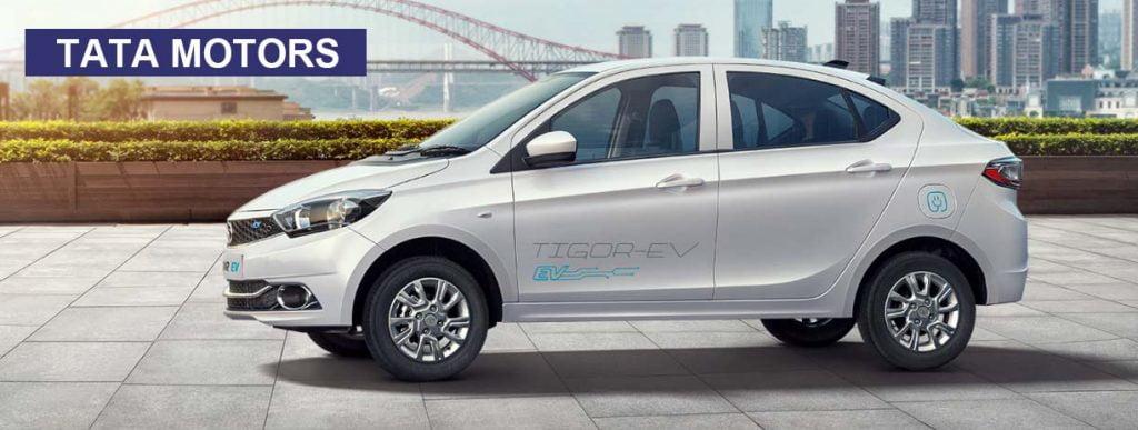 TATA TIGOR-EV Electric Cars