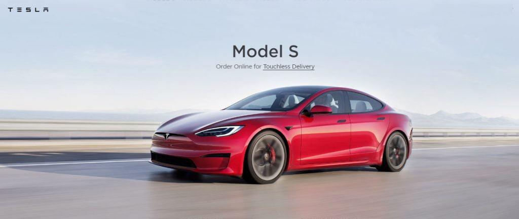 Tesla-Model-S