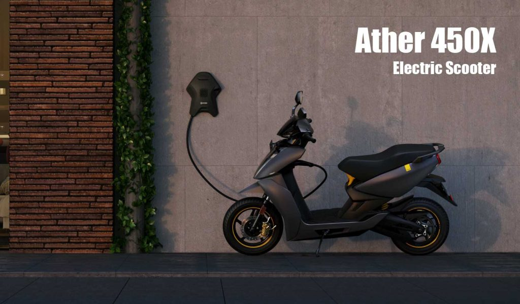 Ather-450X Electric Scooter