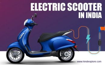 Electric Scooter In India Feature