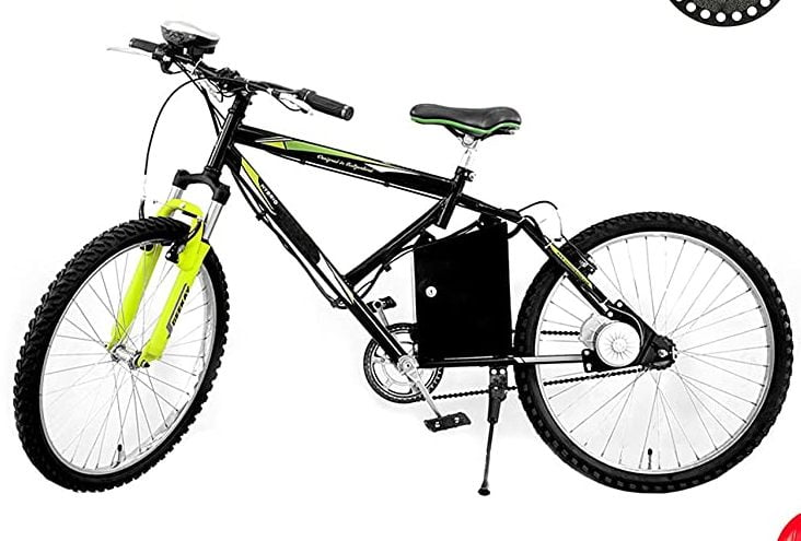 Geekay Electric Bicycle