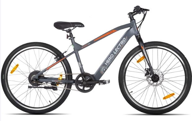 Hero Lectro Clix 26T SS Electric Bicycle