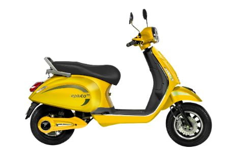 Pure Epluto 7G Electric scooter